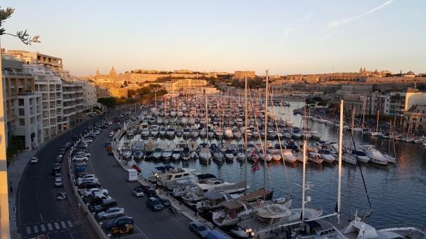 Widoki na Malcie